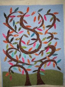 Ganesha quilt (5)